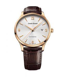 Thiết kế đẳng cấp của đồng hồ Louis Erard 69219PR11.BRC80
