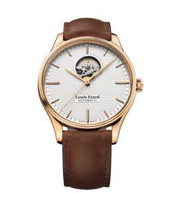 Đánh giá thiết kế đồng hồ Louis Erard 60287PR51.BVR01