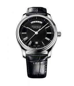Tìm hiểu về thương hiệu Louis Erar và đồng hồ nam Louis Erard 67258AA22.BDC02