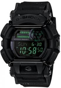 Đồng Hồ Nam Casio G Shock GD-400MB-1DR Dây Nhựa Màu Đen - Giờ Thế Giới - Chống Nước 200m, Kích thước vỏ : 55×49,7×16,6mm, tuổi thọ pin 3 năm,5 chế độ báo hàng ngày hoặc một lần,Tín hiệu thời gian hàng giờ.