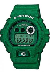 Đồng Hồ Nam Casio G Shock GD-X6900HT-3DR Dây Nhựa Màu Xanh Lá - Chống Nước 200m, Kích thước vỏ: 57,5 × 53,9 × 20,4mm, Pin 10 năm,3 chế độ báo đa chức năng (với 1 chế độ báo lặp),Tín hiệu thời gian hàng giờ,Lịch hoàn toàn tự động.