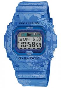 Đồng Hồ Casio Nam G Shock GLX-5600F-2DR Dây Nhựa Màu Xanh - Mặt Có Đồ Thị Thuỷ Triều, Kích thước vỏ:46,7×43,2×12,7mm,3 chế độ báo đa chức năng riêng biệt (2 chế độ báo một lần và 1 chế độ báo lặp),Tín hiệu thời gian hàng giờ.