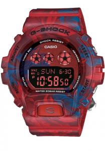 Đồng Hồ Nam Casio G Shock GMD-S6900F-4DR Dây Nhựa Hoạ Tiết Hoa - Chống Nước 200m,Tuổi thọ pin xấp xỉ: 2 năm với pinCR1220;Kích thước vỏ : 57,5×53,9×20,4mm,5 chế độ báo giờ hàng ngày (với 1 chế độ báo lặp),Tín hiệu thời gian hàng giờ.