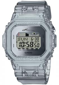 Đồng Hồ Nam Casio G Shock GLX-5600KI-7DR Dây Nhựa Màu Trắng - Phiên Bản Đặc Biệt Cho Người Lướt Sóng, Kích thước (H x W x D): 46,7 x 43,2 x 12,7 mm,Đa báo thức 3 (chỉ có một chức năng báo lại), tín hiệu thời gian.