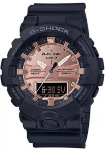 Đồng Hồ Nam Casio G Shock GA-800MMC-1ADR Dây Nhựa Màu Đen - Nền Mặt Màu Vàng,Dây Nhựa Màu Đen - Hai Đèn Led, chống nước 200m,size mặt với kích thước: 54,1×48,6×15,5mm, tuổi thọ pin 3 năm, 5 chế độ báo thức hàng ngày.