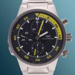 Khám phá đồng hồ IWC Aquatimer Split Minute Chronograph