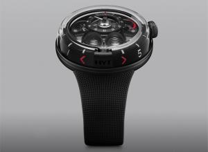 Đồng Hồ Mr. Porter Limited Edition HYT H1.0 đậm phong cách Thụy Sĩ