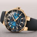 Khám phá đồng hồ Oris Aquis phiên bản giới hạn chống nước