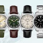 Bộ sưu tập đồng hồ Seiko Alpinist chống nước 200m siêu phẩm ấn tượng