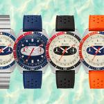 Đồng Hồ Bulova ra mắt bộ sưu tập thiết kế ván lướt sóng với 'Chronograph A'