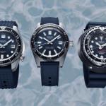 Đồng Hồ Seiko Ra Mắt Bộ Ba Phiên bản giới hạn dành cho thợ lặn kỷ niệm 55 năm