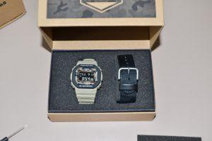 Đánh Giá Đồng Hồ G-Shock DW-5610SUS-5 Dây Ngụy Trang – Mặt Vuông Cổ Điển
