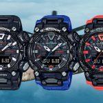 Đồng Hồ Nam G Shock GR-B200 – Aviators Sợi Carbon, Bluetooth Mới Nhất 2020