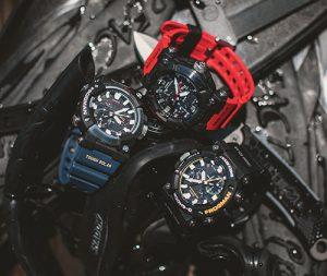 Đánh giá đồng hồ Casio G-Shock GWF-A1000 / mô-đun 5623