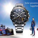 Dòng Casio EDIFICE EFS-S550 làm mới thế giới đồng hồ