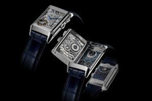 Bộ nhớ đảo ngược của đồng hồ Jaeger-LeCoultre