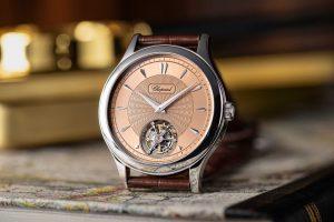 Chopard LUC 1860 Flying T kiệt tác của thiết kế đồng hồ cổ điển