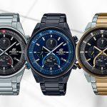 Đánh giá đồng hồ Edifice EFS-S590D-1A – bộ đếm thời gian cơ học và sự tinh tế