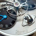 Đồng hồ độc đáo nguyên mẫu MB&F LM1 'Longhorn'