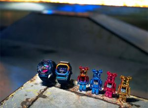 Đồng hồ cầu vồng Casio G-Shock GM5600SN-1 'Tokyo Nights'